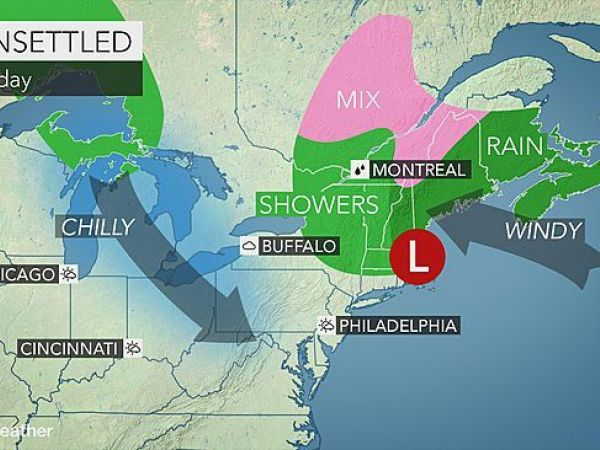 Warm and mostly sunny skies for final October Saturday in Lancaster County