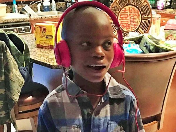 Search Underway For Connecticut Boy Missing In Texas