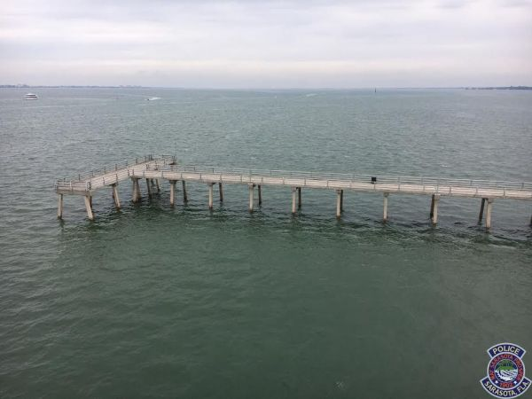 Volunteers needed for tony saprito fishing pier cleanup for Sarasota fishing pier