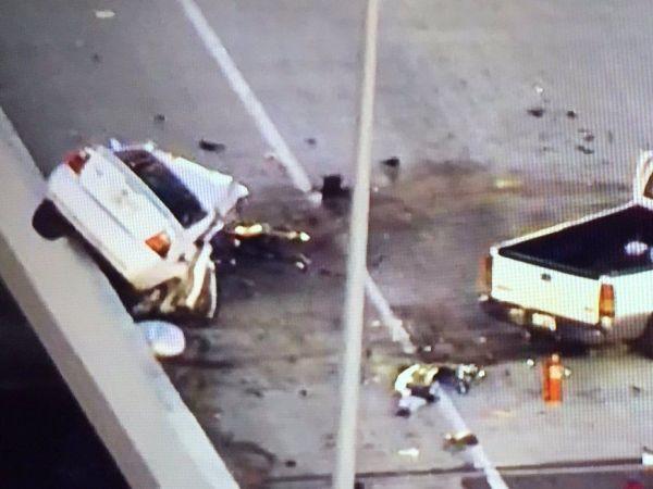 Wrongway driver causes SB lane closure of Skyway Bridge, fatal crash