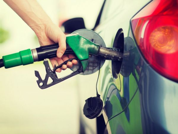 Gas prices spike just before the holiday