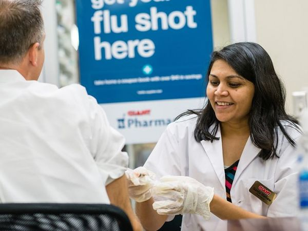 Flu Shots Giant Food Stores Pa
