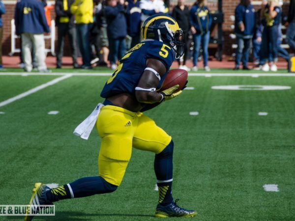 Michigan's Jabrill Peppers Big Ten defensive player of year