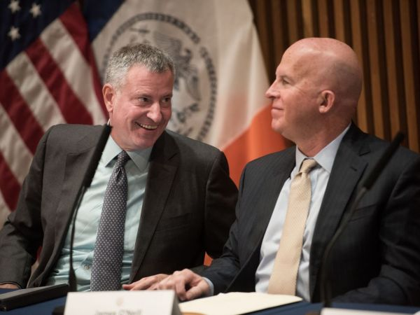 NYPD Reports Huge Drop In Overall Crime This Year To Date