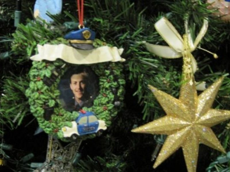 annual tree lighting ceremony will honor fallen dublin police officer