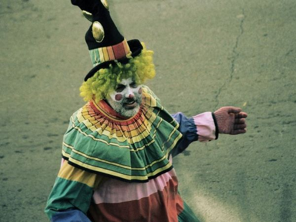 Killer clowns: PSNI issues warning over craze sweeping the UK