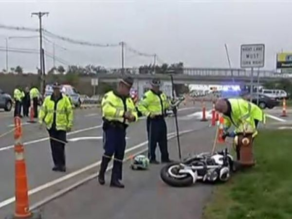 Mass. state trooper struck while working at Patriots game