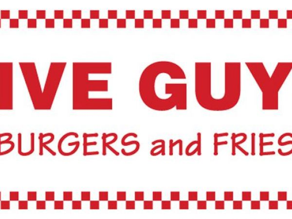 Five Guys Burgers Coming To Quincy Quincy Ma Patch