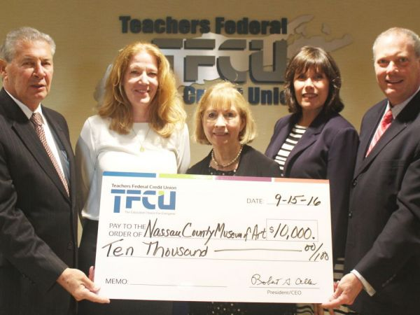 Tfcu Partners With Nassau County Museum Of Art To Sponsor An Evening For Educators Series