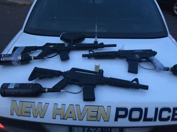 Police call for cease-fire in dangerous Paintball Gun War