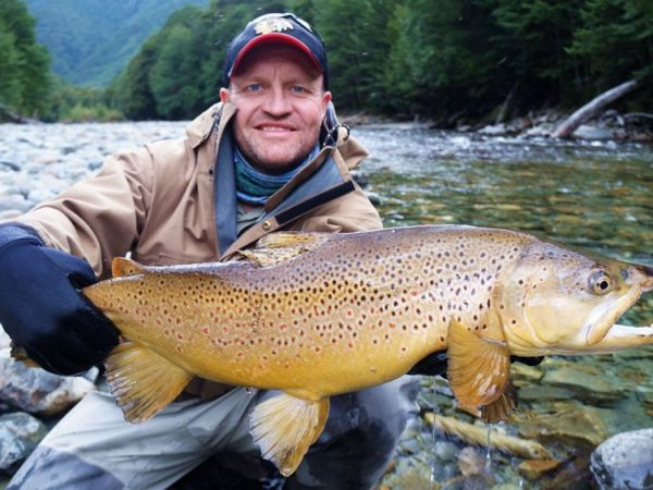 Fly fishing under the southern cross los altos ca patch for Trout fishing southern california