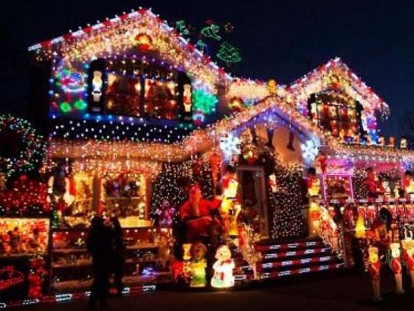 Best Decorated Christmas House Contest Orland Park Il Patch
