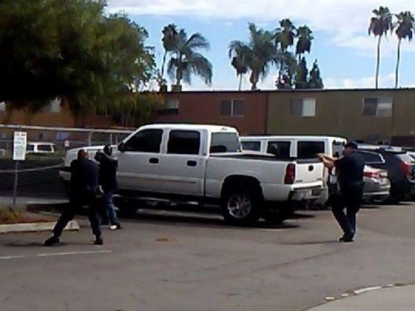 San Diego Police Kill Unarmed Black Man, Alfred Olango