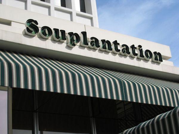 Based Souplantation files for bankruptcy
