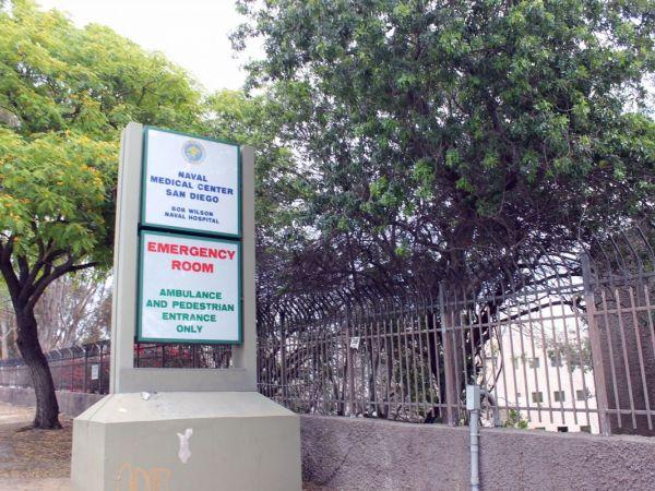 Balboa Naval Hospital Emergency Room