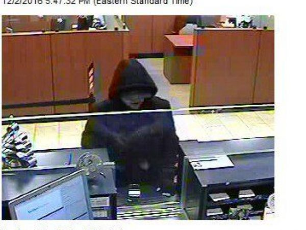 Police investigating robbery of PNC Bank in Sharon