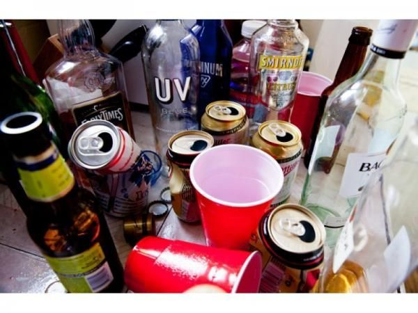 Teens Hospitalized for Intoxication After Cops Bust Huge ...