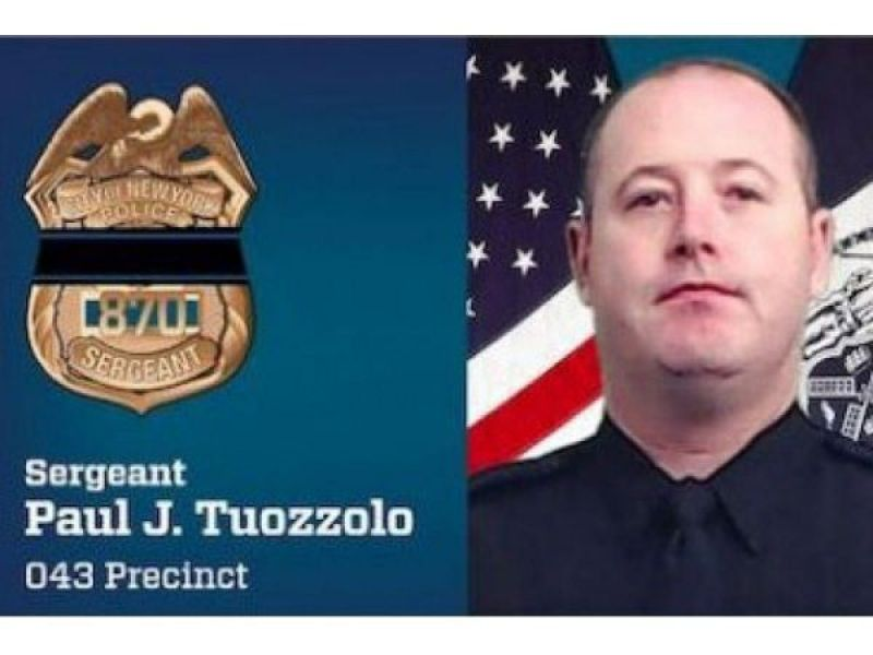 TODAY: Funeral For Slain NYPD Sergeant in Massapequa - Massapequa, NY Patch