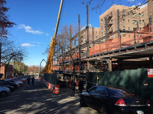 Dead In Queens Crane Accident