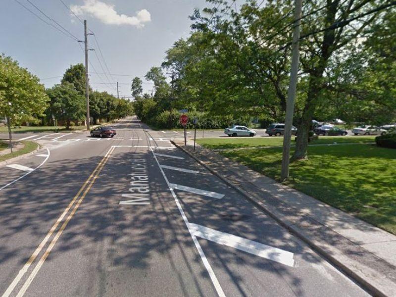 New York Car Killed Pedestrian