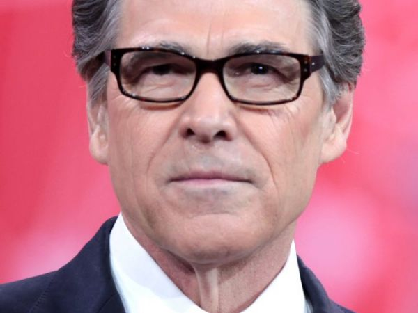 Rick Perry picked to lead the one department he couldn't name