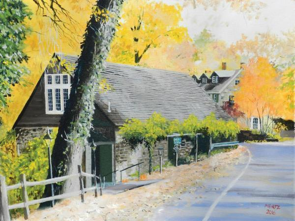 Phillips mill 87th art exhibition to take place in bucks for Craft shows in bucks county pa