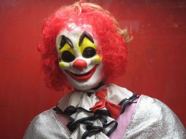 Dubuque schools address clown hoaxes