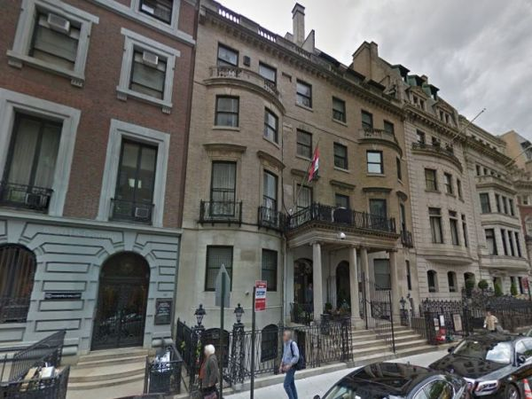 Saddam Hussein Had a Basement Torture Chamber in NYC Mission