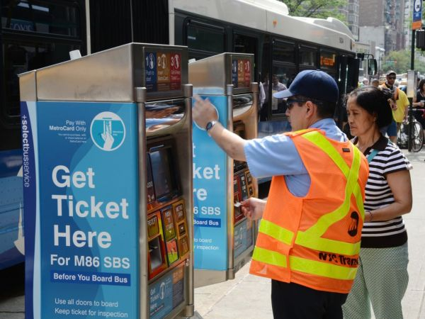 Community Board Sides With Petitioners Calling for M15 Select Bus Service at East 72nd Street