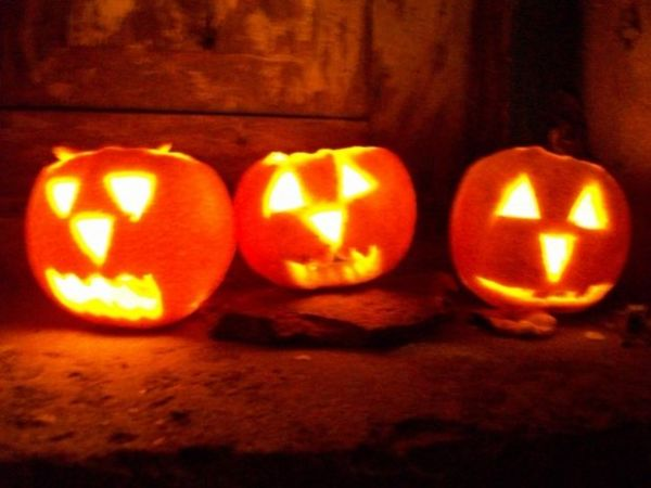 Pumpkin carving contest for basking ridge residents