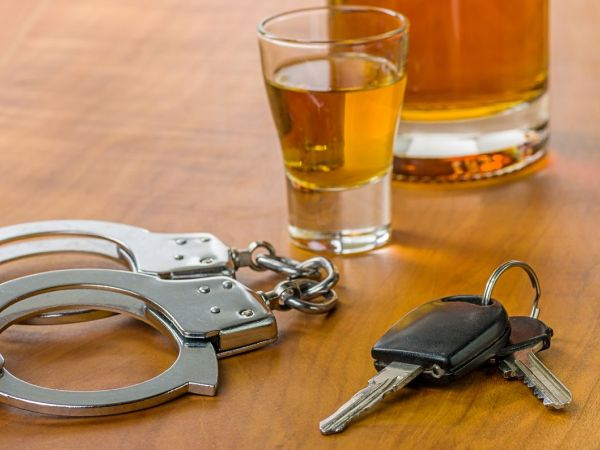Law enforcement focusing on drunken drivers