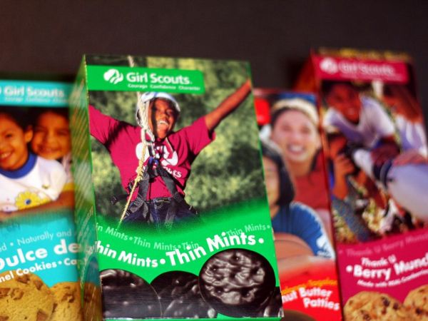 Sales of Girl Scout cookies kick off Saturday, Jan