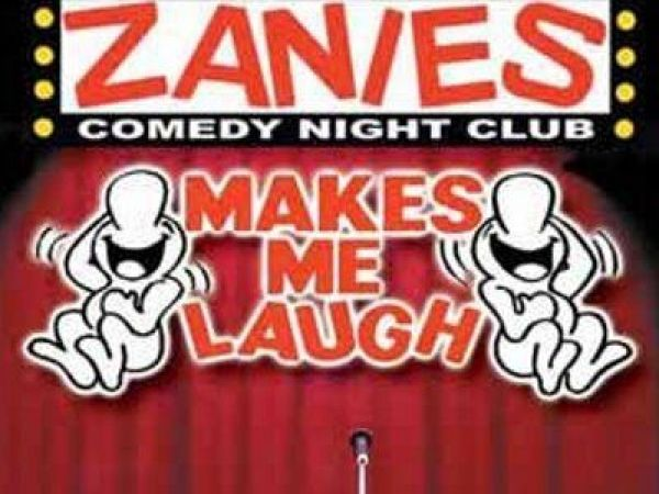 Zanies is Nashville's Premier Comedy Club for 34 years!
