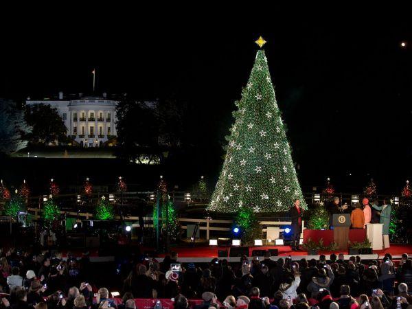Kelly Clarkson Christmas Tree