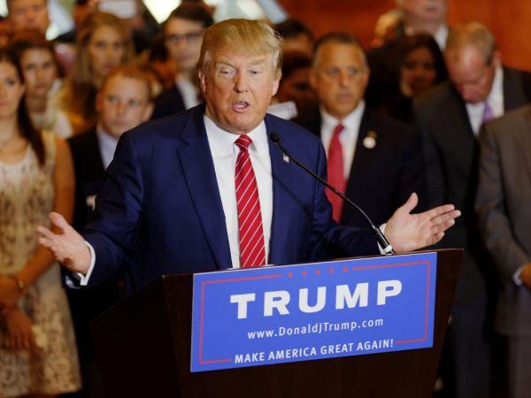 Trump family dinner raises issues on press access