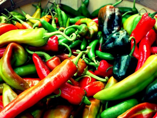 Spicy food may lead to longer life