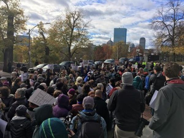 More Than 30 Groups Plan Anti-Hate Rally at Mass. Statehouse
