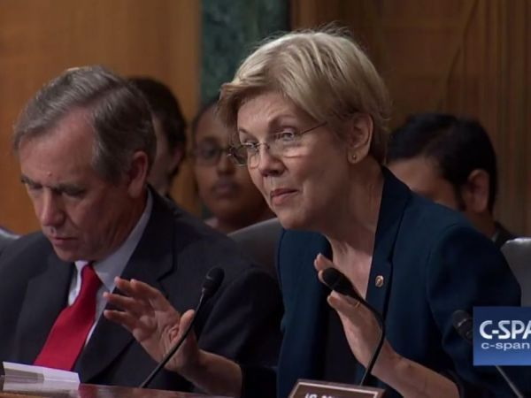 Warren And Cummings Ask GAO To Look Into Trump 'Conflicts Of Interest'