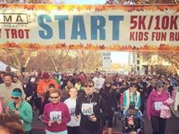 Run Off That Turkey Trot set for November 26
