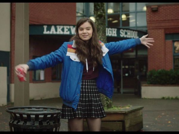 'The Edge of Seventeen' navigates high school angst with wit and empathy