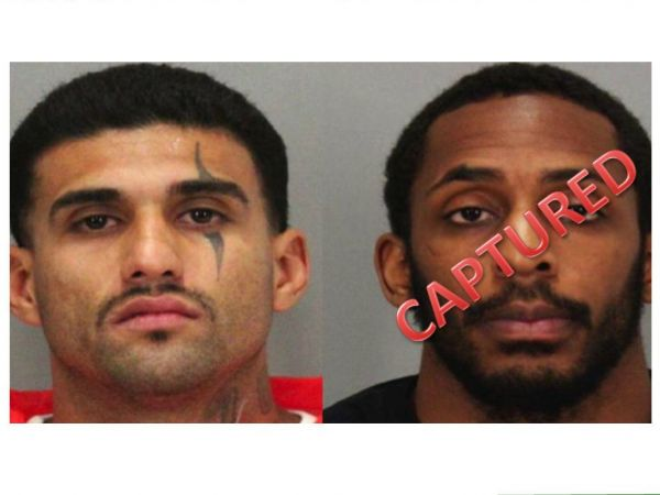 South Bay jail escapee nabbed when he falls through ceiling