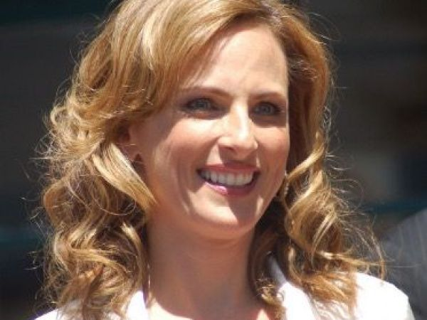 Donald Trump Once Said Deaf Actress Marlee Matlin Was 'Retarded'
