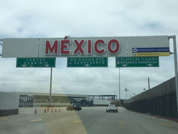 Customs Agents Apprehend 2 Rape Suspects At San Diego Border Crossings Impe