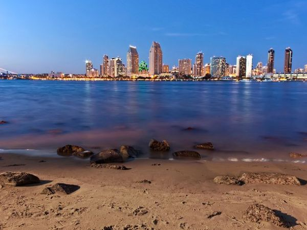 airbnb vacationers spent 71 million at san diego. Black Bedroom Furniture Sets. Home Design Ideas