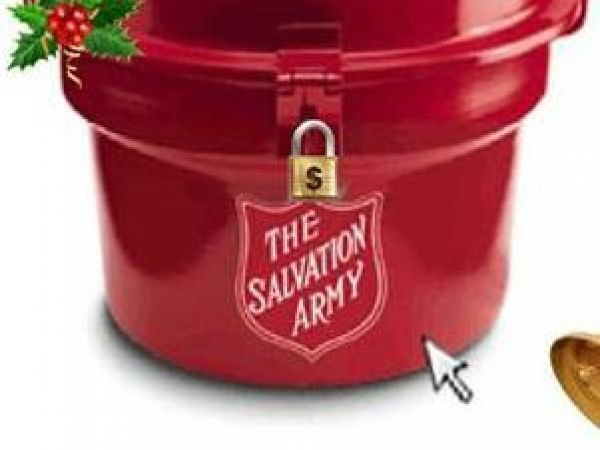 Cold freezes out Salvation Army bell ringers this weekend