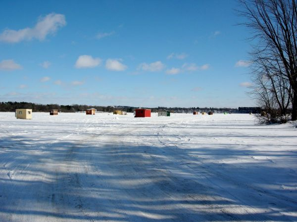 Mille lacs lake to be open again for winter walleye for Lake mille lacs ice fishing