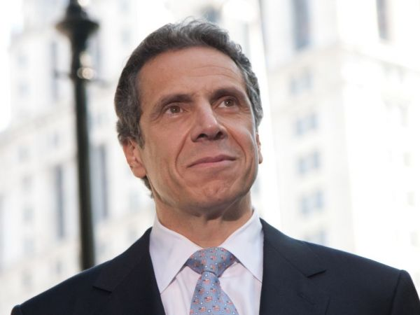 Early voting pushed by Cuomo as State of State tour kicks off