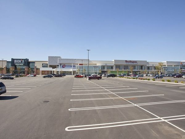 green acres commons opens brings more retail to south