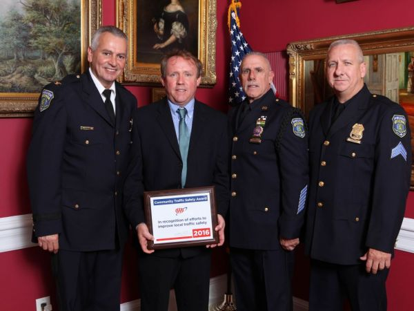 Garden City Recognized For Keeping Streets Safe Garden City Ny Patch