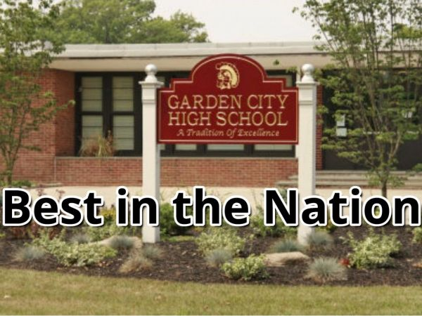 Garden City Named One Of The Best School Districts In The